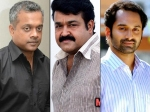 Gautham Menon To Direct Mohanlal Fahad Fazil