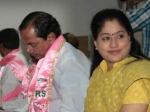Why Kcr Suspended Vijayashanti From Trs