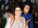 Riteish Deshmukh Sends Telegram Genelia Dsouza