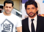 Farhan Akhtar Wants Work Salman Khan Fathers Rivalry