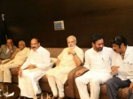 Narendra Modi Meet Tollywood Celeb Telangana Issue