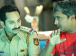 Fahad Fazil New Look As Cop In One By Two
