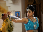 Priyamani Learn Archery Sword Fighting Chandi Samudra