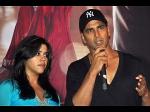 Akshay Kumar Ekta Kapoor Loggerheads