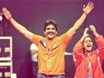 Birthday Boy Nagarjuna Spends Bday On Field