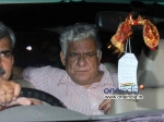 Om Puri Arrested Bail Wife Beating Domestic Violence