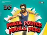 Shahid Kapoor New Break Phata Poster Nikhla Hero Rajkumar Santoshi