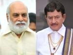 Raghavendra Rao Krishna Get Anr Swarna Kankan Award