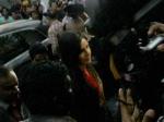 Katrina Kaif At Ganesh Visarjan Salman Khan Sister Home