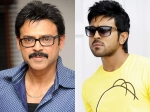 Ram Charan Teja Work With Venkatesh Multi Starrer Film