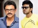 Ram Charan Teja Work With Venkatesh Multi Starrer Film