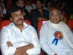 Chiranjeevi Felicitate Akkineni Nageswara Rao Birthday