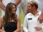 Elizabeth Hurley Breaks Engagement Shane Warne