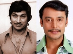 Darshan Following Rajkumar Trend In Kannada Industry