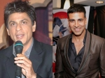 Shahrukh Khan Akshay Kumar Avoid Each Other At A Birthday Party