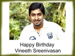 Vineeth Sreenivasan Birthday Special Popular Movies