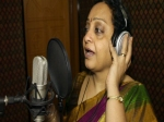 Manjula Gururaj Croons For Shravani Subramanya