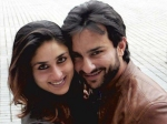 Saif Ali Khan Kareena Kapoor Celebrate Their First Year Anniversary