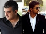 Ajith Vijay Thuppakki Magic Arrambam