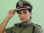 Asha Sarath Turns Police Officer