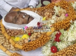Photos Sandalwood Eminent Personalities At Manna Dey Funeral