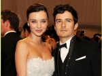 Orlando Bloom Miranda Kerr Break Up Separate
