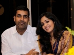 Ananya Surprises Audience New Picture Hubby