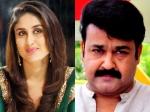 Kareena Kapoor To Romance Mohanlal Kunjali Marakkar
