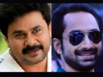 Dileep Fahad Fazil Share Screen Together