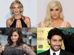 Sharonstone Kesha India Aishwarya Abhishek Charitable Event