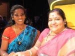 Singer Chandralekha Dream Comes True Meets K S Chitra