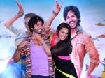 Sonakshi Sinha Shahid Kapoor R Rajkumar Music Launch