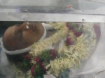 Telugu Actor Avs Died Liver Problems Funeral Hyderabad