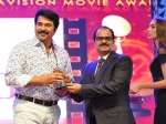 In Pictures Stars Honoured At Asiavision Awards Mammootty Best Actor