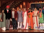 Mrs Pammi Pyarelal New Gutthi Comedy Nights Saif Ali Khan Join Kapil