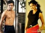 Shivaraj Kumar Puts Actors Shame Aindrita Ray Bhajarangi
