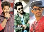 Junior Ntr Ram Charan Teja Allu Arjun Team Telugu Film