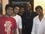 Simbu Akon Controversy