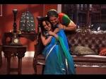 Kapil Sharma Floors Hema Malini On Comedy Nights With Kapil For Sholay
