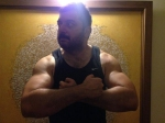 Arvind Swamy Beefed Up Body