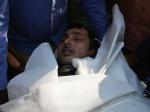 Uday Kiran Dead Body Apfcc Cremation Held In Erragadda
