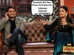 Kapil Sharma Plays Mohra To Raveena Tandon On Comedy Nights With Kapil