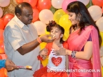 Photos Radhika Hd Kumaraswamy Shamika Fourth Birthday 129713 Pg