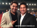 Kapil Sharma Host Ccl 2014 Launch Event Had Sachin Dhanush Venkatesh