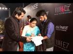 Gima Awards 2014 Asha Bhosle Music Living Legend Award