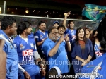 Photos Sandalwood Celebrities Cheering Karnataka Bulldozers Ccl 4 130795 Pg