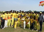 Ccl 4 Karnataka Bulldozers Chennai Rhinos First Innings Update