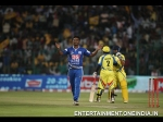 Ccl 4 Chennai Rhinos Karnataka Bulldozers Match Photos