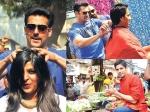 Shocking Salman Khan Caught Giving Massage Siddharth Selling Veggies