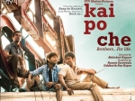 Zee Cine Awards 2014 Best Story Kai Po Che Chetan Bhagat